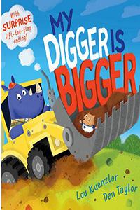 My Digger Is Bigger